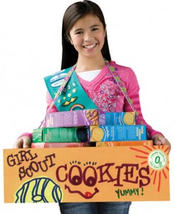 girl scout biz model