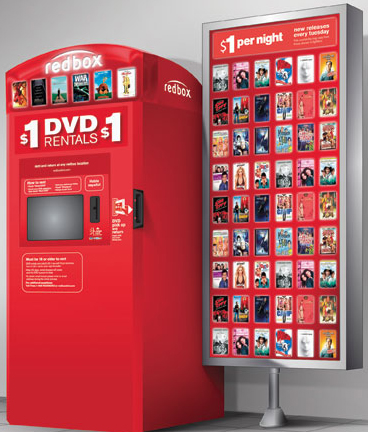 FREE Redbox dvd rental at Safe...